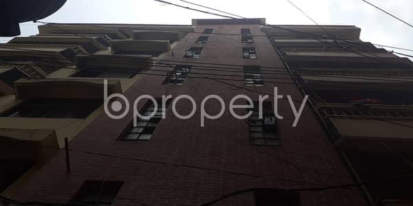 ভাড়ার জন্য BAYUT_ONLYএর ফ্ল্যাট - আগারগাঁও, ঢাকা - Well Built And Properly Designed Residential Apartment Of 650 Sq Ft In Taltola, Agargaon For Rent