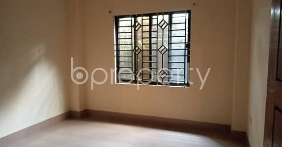 2 Bedroom Apartment for Rent in 7 No. West Sholoshohor Ward, Chattogram - An Apartment For Rent Is All Set For You To Settle In West Sholoshohor Close To Jamia Ahmadia Sunnia Alia Madrasah