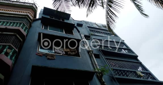 2 Bedroom Flat for Rent in 7 No. West Sholoshohor Ward, Chattogram - Well-constructed 2 Bedroom Apartment Is For Rent At Sholoshohor Nearby Ucep School