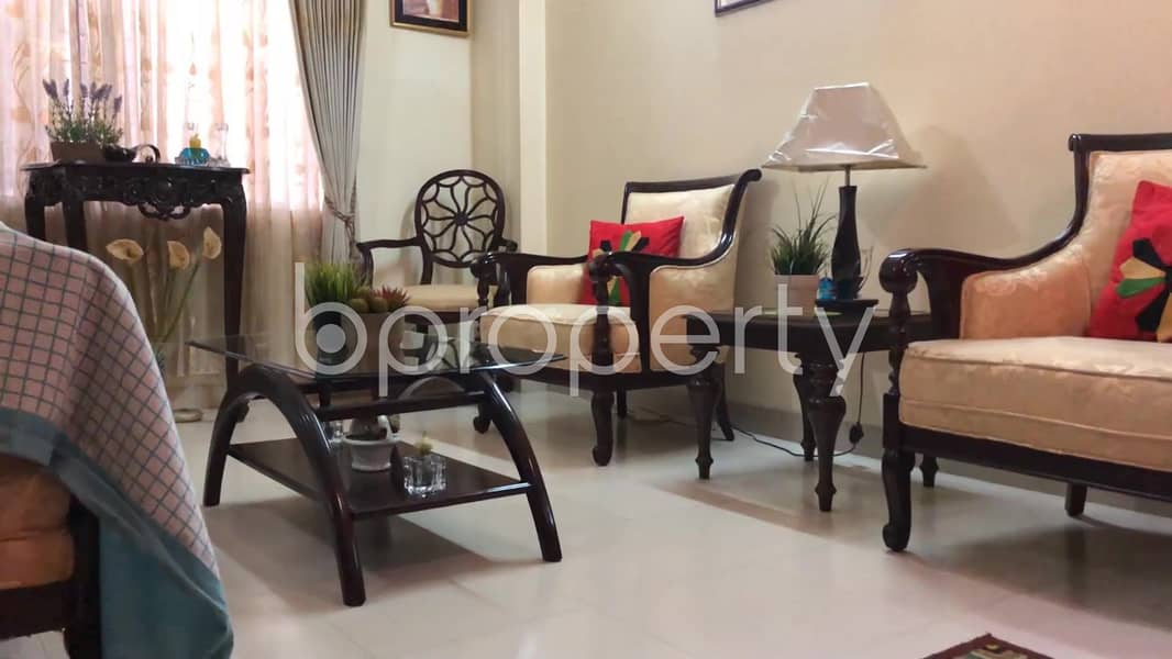 Wonderful Flat Is Ready For Sale In Uttara Nearby Uttara Central Hospital & Diagnostic Center