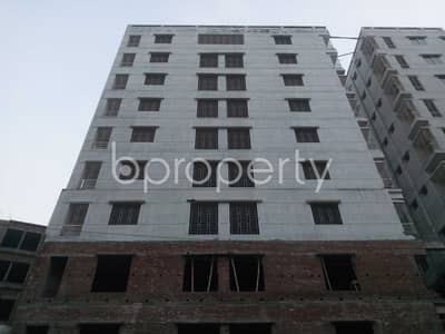3 Bedroom Flat for Sale in Aftab Nagar, Dhaka - Visit This 1300 Sq. Ft Moderate Apartment Up For Sale At Aftab Nagar Main Road