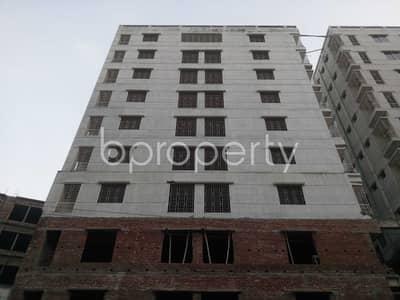 3 Bedroom Flat for Sale in Aftab Nagar, Dhaka - 1250 Sq. ft And 3 Bedroom Ready Flat For Sale In Aftab Nagar Main Road.