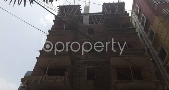 4 Bedroom Flat for Sale in Banasree, Dhaka - 4 Bedroom large Flat For Sale Covering A Beautiful Area In Banasree Nearby Faizur Rahman Ideal Institute