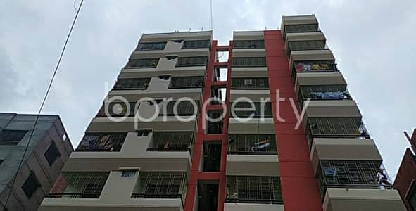 2 Bedroom Flat for Rent in Bagichagaon, Cumilla - Check This Decent 870 Sq. ft Flat In South Bagichagaon For Rent Which Is Ready To Move In