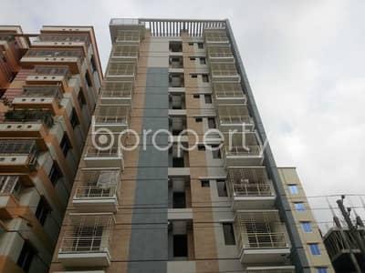 ভাড়ার জন্য BAYUT_ONLYএর অ্যাপার্টমেন্ট - আফতাব নগর, ঢাকা - Impressive Flat Of 1275 Sq Ft Is Up For Rent In Aftab Nagar