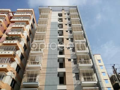 ভাড়ার জন্য BAYUT_ONLYএর অ্যাপার্টমেন্ট - আফতাব নগর, ঢাকা - An Artistic Apartment Of 1275 Sq Ft Is Waiting For Rent In Aftab Nagar