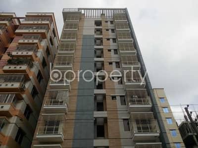 ভাড়ার জন্য BAYUT_ONLYএর অ্যাপার্টমেন্ট - আফতাব নগর, ঢাকা - Nice-looking Apartment Including 3 Bedroom Is Ready To Rent In Aftab Nagar