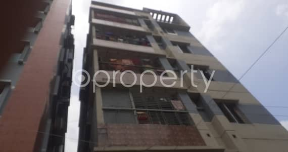 3 Bedroom Apartment for Sale in Mohammadpur, Dhaka - We Have A 1200 Sq. Ft Flat For Sale In Nobodoy Housing Society