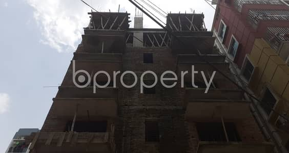 4 Bedroom Apartment for Sale in Banasree, Dhaka - 1950 Square Feet Large Apartment Is For Sale At Block G,Banasree .