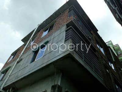 2 Bedroom Flat for Sale in Gazipur Sadar Upazila, Gazipur - A Moderate 645 Sq Ft Flat Is Available For Sale At Tongi