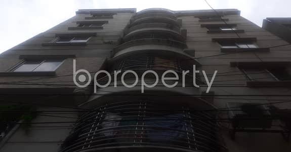 ভাড়ার জন্য BAYUT_ONLYএর ফ্ল্যাট - শ্যামলী, ঢাকা - This 1 Bedroom Flat In Shyamoli With A Convenient Price Is Up For Rent