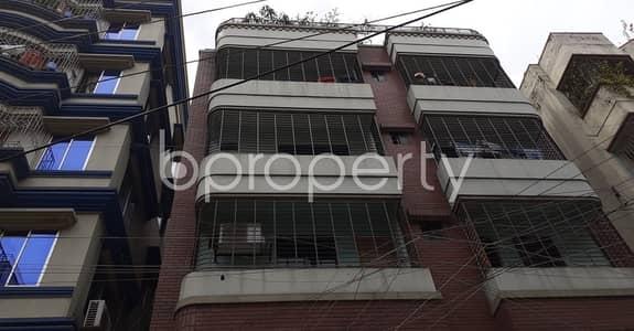 ভাড়ার জন্য BAYUT_ONLYএর অ্যাপার্টমেন্ট - নিকুঞ্জ, ঢাকা - Well Designed 730 Sq Ft Residential Flat Is There For Rent At Nikunja 2