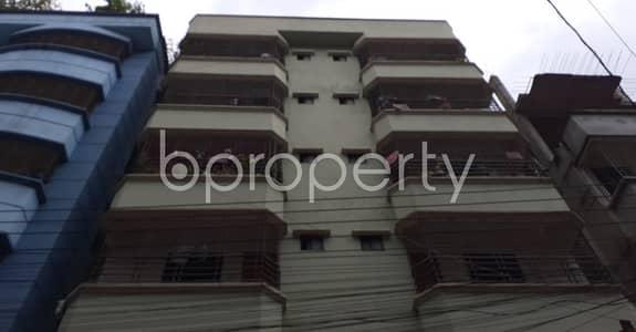 ভাড়ার জন্য BAYUT_ONLYএর ফ্ল্যাট - নিকুঞ্জ, ঢাকা - Your Desired Large 2 Bedroom Home In Nikunja 2, Is Now Vacant For Rent