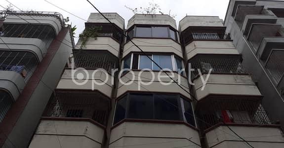 ভাড়ার জন্য BAYUT_ONLYএর ফ্ল্যাট - নিকুঞ্জ, ঢাকা - An Attractive Apartment Is Up For Rent Covering An Area Of 730 Sq Ft At Nikunja 2.