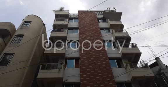 ভাড়ার জন্য BAYUT_ONLYএর ফ্ল্যাট - নিকুঞ্জ, ঢাকা - A 750 Sq Ft Suitable Apartment For You Waiting To Be Rented At Nikunja 2