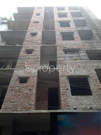 4 Bedroom Flat for Sale in Badda, Dhaka - 1650 Square Feet Residential Flat For Sale Close To Mohaimid Medical Center In Nurer Chala