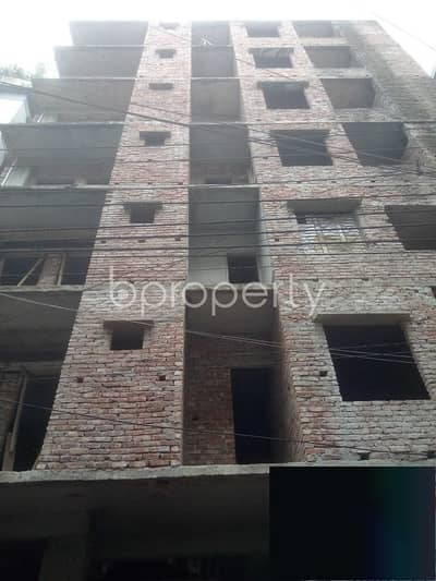 3 Bedroom Apartment for Sale in Badda, Dhaka - Check This 3 Bedroom Flat In Nurer Chala For Sale.