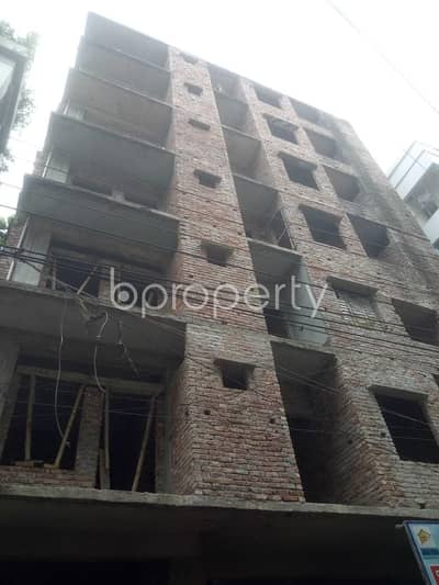 3 Bedroom Apartment for Sale in Badda, Dhaka - This 3 Bedroom Flat In Nurer Chala With A Convenient Price Is Up For Sale