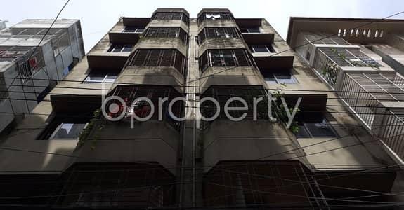 ভাড়ার জন্য BAYUT_ONLYএর ফ্ল্যাট - হাতিরপুল, ঢাকা - A Nice Small 1 Bedroom Apartment Is Only Rent For Service Holder And Banker Located At Central Road