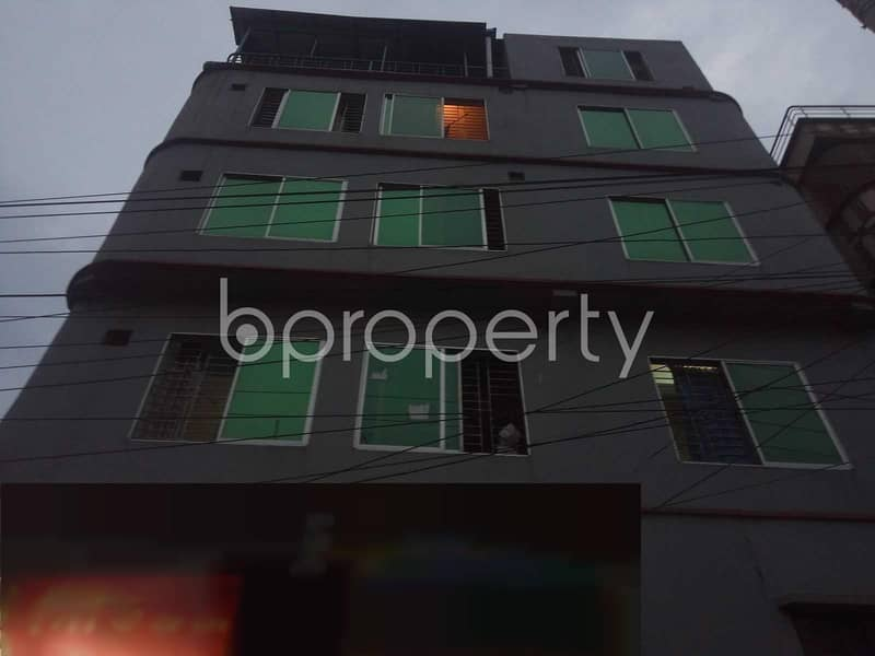At Mirpur, 3200 Sq Ft Well Fitted Full Building For Commercial Purpose Is Ready To Sale