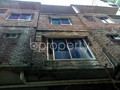 2 Bedroom Apartment for Sale in Gazipur Sadar Upazila, Gazipur - A Nicely Build 645 Sq Ft Two Bed Apartment Is Available For Sale In Tongi