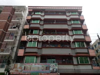 ভাড়ার জন্য BAYUT_ONLYএর ফ্ল্যাট - আফতাব নগর, ঢাকা - Completely Organised 800 Sq Ft An Apartment Is Ready To Rent In Aftab Nagar Main Road