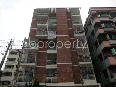 ভাড়ার জন্য BAYUT_ONLYএর অ্যাপার্টমেন্ট - আফতাব নগর, ঢাকা - Beautifully Decorated Flat Covering An Area Of 1315 Sq Ft Is Available For Rent In Aftab Nagar Main Road