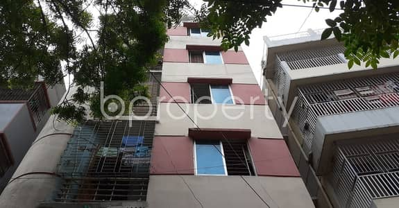 2 Bedroom Apartment for Rent in Kalabagan, Dhaka - Completely Organised 800 Sq Ft An Apartment Is Ready To Rent In Bashir Uddin Road, Kalabagan