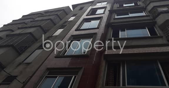 ভাড়ার জন্য BAYUT_ONLYএর ফ্ল্যাট - দক্ষিণ খান, ঢাকা - A Must See This 800 Sq Ft Apartment For Rent Is All Set For You In North Azampur