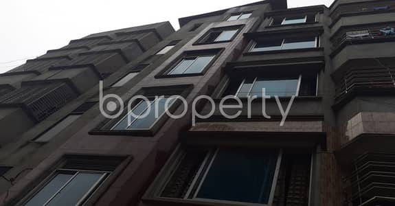 ভাড়ার জন্য BAYUT_ONLYএর অ্যাপার্টমেন্ট - দক্ষিণ খান, ঢাকা - Move In And Inhabit This Properly Constructed 700 Sq Ft Flat For Rent In North Azampur