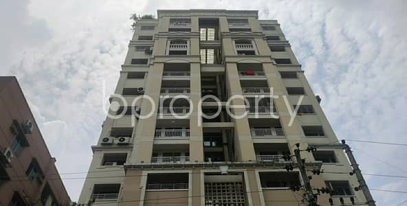 3 Bedroom Apartment for Rent in Dhanmondi, Dhaka - You Can Move Into This Well Planned And Comfortable Residential Flat In Dhanmondi Road 16 For Rent Of 2500 Sq Ft, Near Lalmatia Girls High School