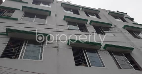 ভাড়ার জন্য BAYUT_ONLYএর অ্যাপার্টমেন্ট - দক্ষিণ খান, ঢাকা - In The Location Of North Azampur, 2 Bedroom Apartment Is Up To Rent.
