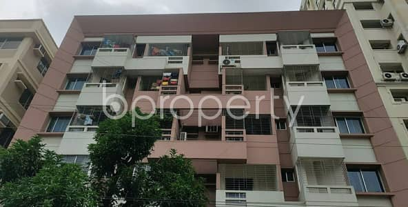 3 Bedroom Apartment for Rent in Dhanmondi, Dhaka - Check This 1600 Sq. Ft Apartment Which Is Up To Rent At Dhanmondi Near Farabi General Hospital