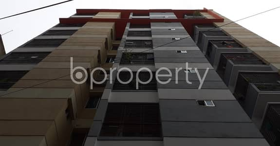 3 Bedroom Apartment for Sale in Jatra Bari, Dhaka - A Well-featured 1150 Sq Ft Residence Is Ready For Sale At East Rasulpur, Jatra Bari