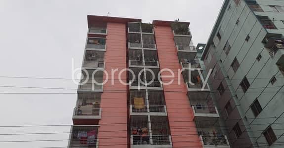 ভাড়ার জন্য BAYUT_ONLYএর ফ্ল্যাট - দক্ষিণ খান, ঢাকা - 1200 Sq. ft Decent Apartment For Rent Near Muslim para Jame Mosjid In Madhya Ajampur