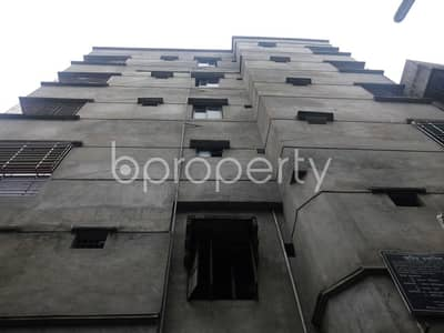2 Bedroom Flat for Sale in Kuril, Dhaka - 500 Square Feet Flat For Sale Close To Queen Mary College In Kuril .