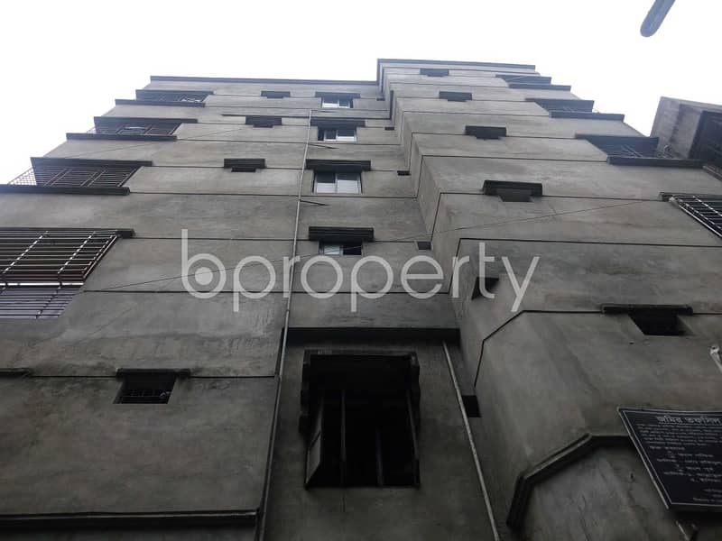 500 Square Feet Flat For Sale Close To Queen Mary College In Kuril .