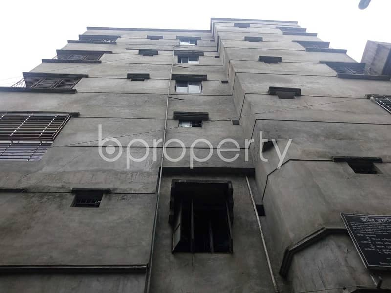 An Apartment Of 600 Sq. Ft For Sale Is All Set For You To Settle In Kuril Close To Queen Mary College.