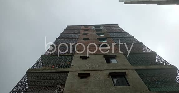 2 Bedroom Apartment for Rent in Halishahar, Chattogram - This 1100 Sq. ft Apartment Ready To Rent Halishahar Near Maijpara Mosque
