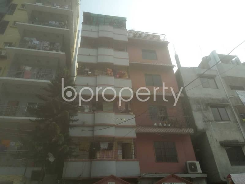 See This Office Space For Rent Located In Mirpur Near To Benaroshi Polli White Water Tank.