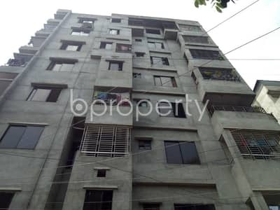 3 Bedroom Flat for Sale in Mirpur, Dhaka - A Residential Apartment Of 1075 Sq Ft Is Up For Sale At Mirpur Area Nearby Baitur Rohomat Jame Masjid