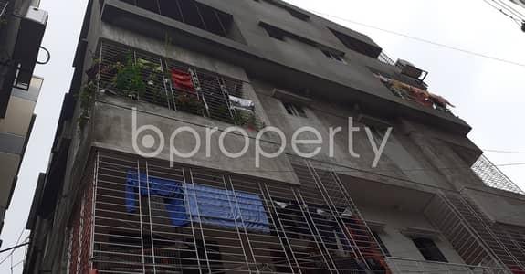 ভাড়ার জন্য BAYUT_ONLYএর অ্যাপার্টমেন্ট - দক্ষিণ খান, ঢাকা - A Beautiful 800 Sq. Ft Apartment For Rent Is All Set For You Nearby Mollartek Udayan School And College.