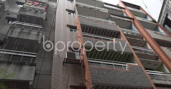 ভাড়ার জন্য BAYUT_ONLYএর ফ্ল্যাট - দক্ষিণ খান, ঢাকা - At South Azampur A Nice 3 Bedroom Flat Up For Rent