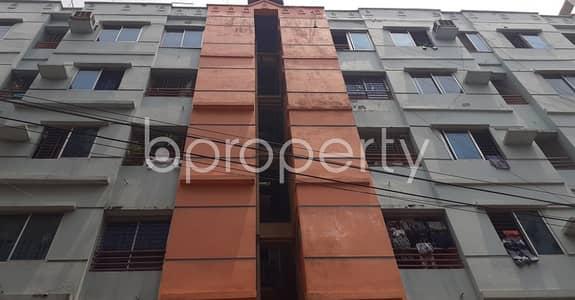 ভাড়ার জন্য BAYUT_ONLYএর ফ্ল্যাট - উত্তরা, ঢাকা - Make this 1200 SQ FT flat your next residing location, which is up to Rent in Uttara, Sector 10