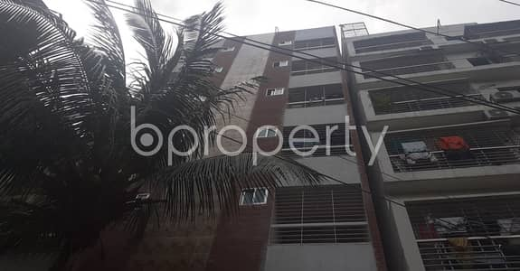 3 Bedroom Flat for Rent in Mohammadpur, Dhaka - Make this 1300 SQ FT flat your next residing location, which is up to Rent in Mohammadpur, Tajmahal Road