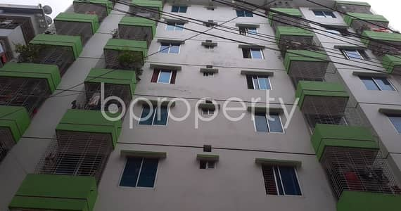 3 Bedroom Flat for Rent in Mohammadpur, Dhaka - In Mohammadpur, 1000 Sq Ft Apartment Is Available To Rent Which Is Now Close To Mohammadpur Central College Market