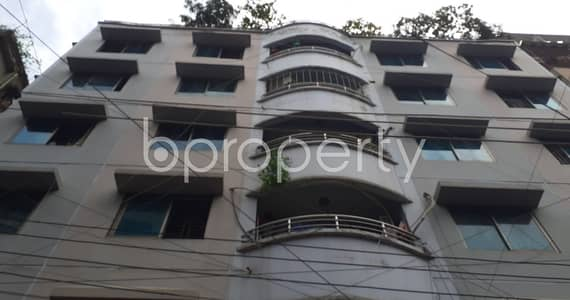 3 Bedroom Apartment for Rent in Mohammadpur, Dhaka - A Decent 1000 Sq Ft Flat Which Is Near To Mohammadpur Thana Is Now To Rent In Mohammadpur