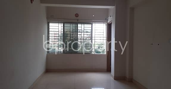 3 Bedroom Flat for Sale in Adabor, Dhaka - Comfortable, Convenient And Well-constructed 1480 Sq. Ft Flat Is Ready For Sale At Mansurabad Housing Society