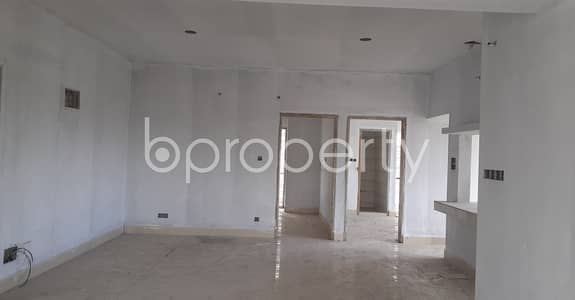 3 Bedroom Flat for Sale in Adabor, Dhaka - 1480 Square Feet Large Apartment Is For Sale At Mansurabad Housing Society