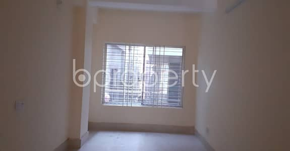 3 Bedroom Apartment for Sale in Adabor, Dhaka - We Have A 1350 Sq. Ft Flat For Sale In Baitul Aman Housing Society